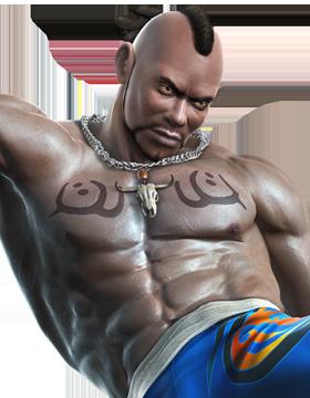 Bruce Irvin Tekken Series Com