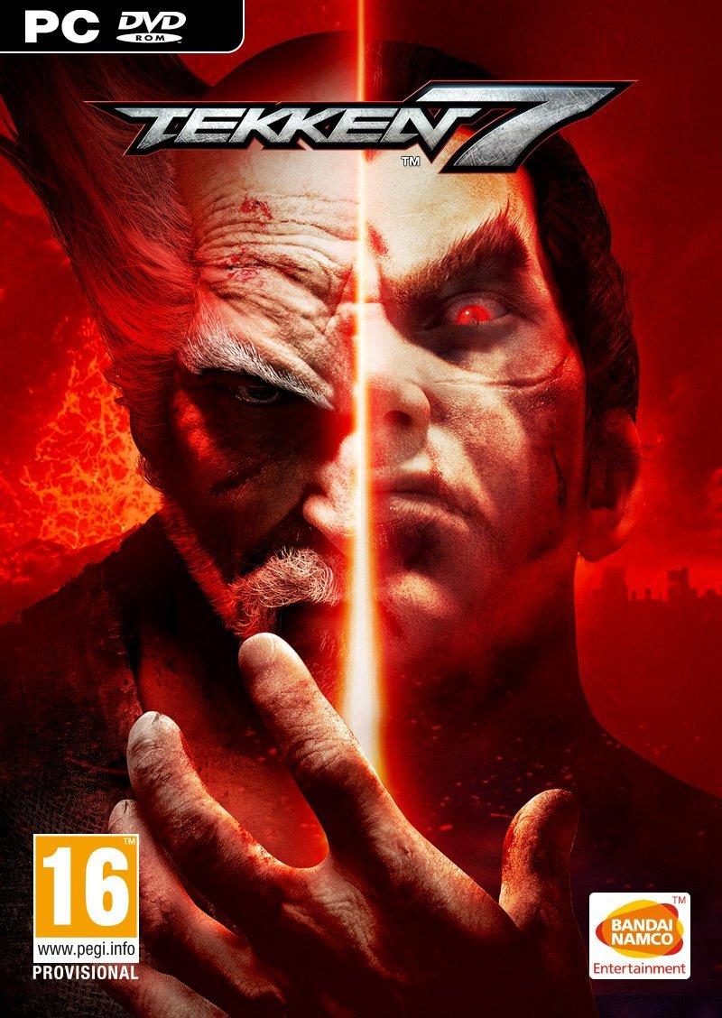 Tekken 7 cover